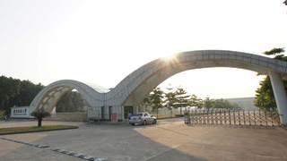 校园风光(guang)(佛山三水校区)
